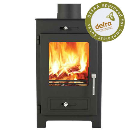 Ex Display Silverdale 5 SE - Multi Fuel  Stove