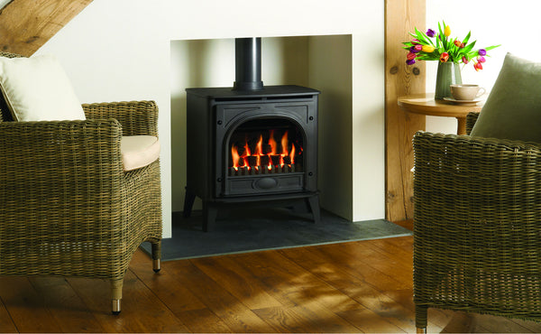 Stockton 5 Gas - Conventional Flue Stove