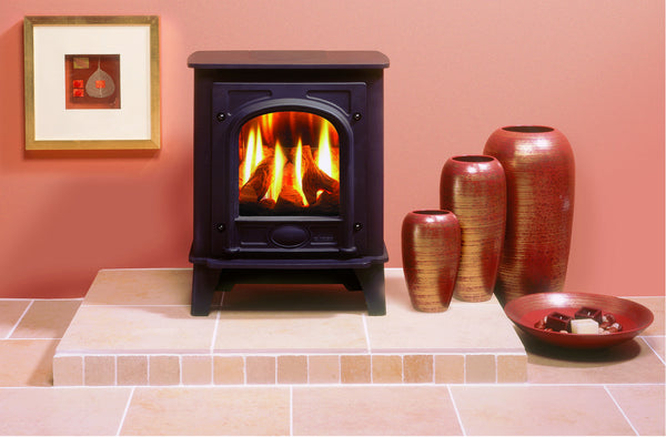 Stockton 5 Gas - Balanced Flue Stove