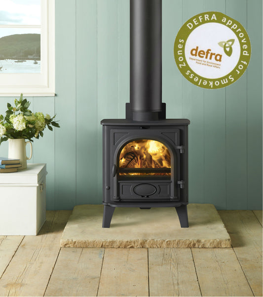 Stockton 5 - Wood Burning Stove