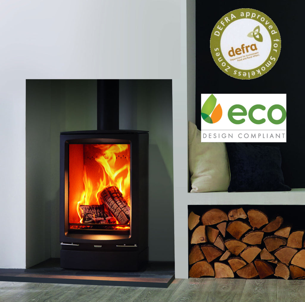 Vogue Midi T - Wood Burning Stove