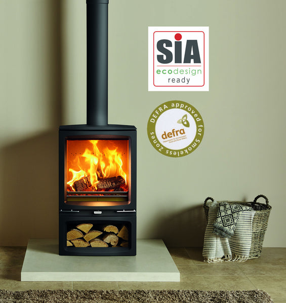 Vogue Medium Eco - Multi Fuel Stove