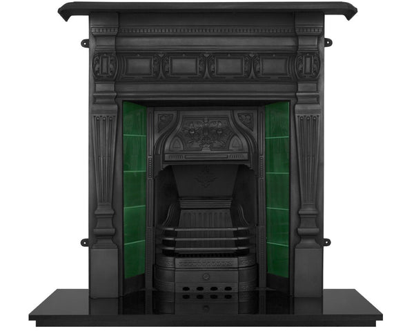 The Lambourn Combination Fireplace