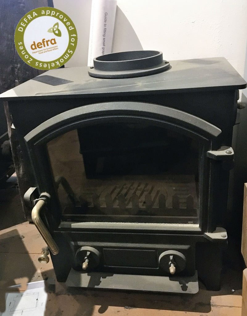 Ex Display Little Thurlow - Multi fuel Stove