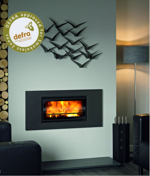 Ex Display The Tucana 600 Inset Wood Burning Stove