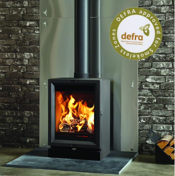 View 5T Freestanding - Wood Burning Stove