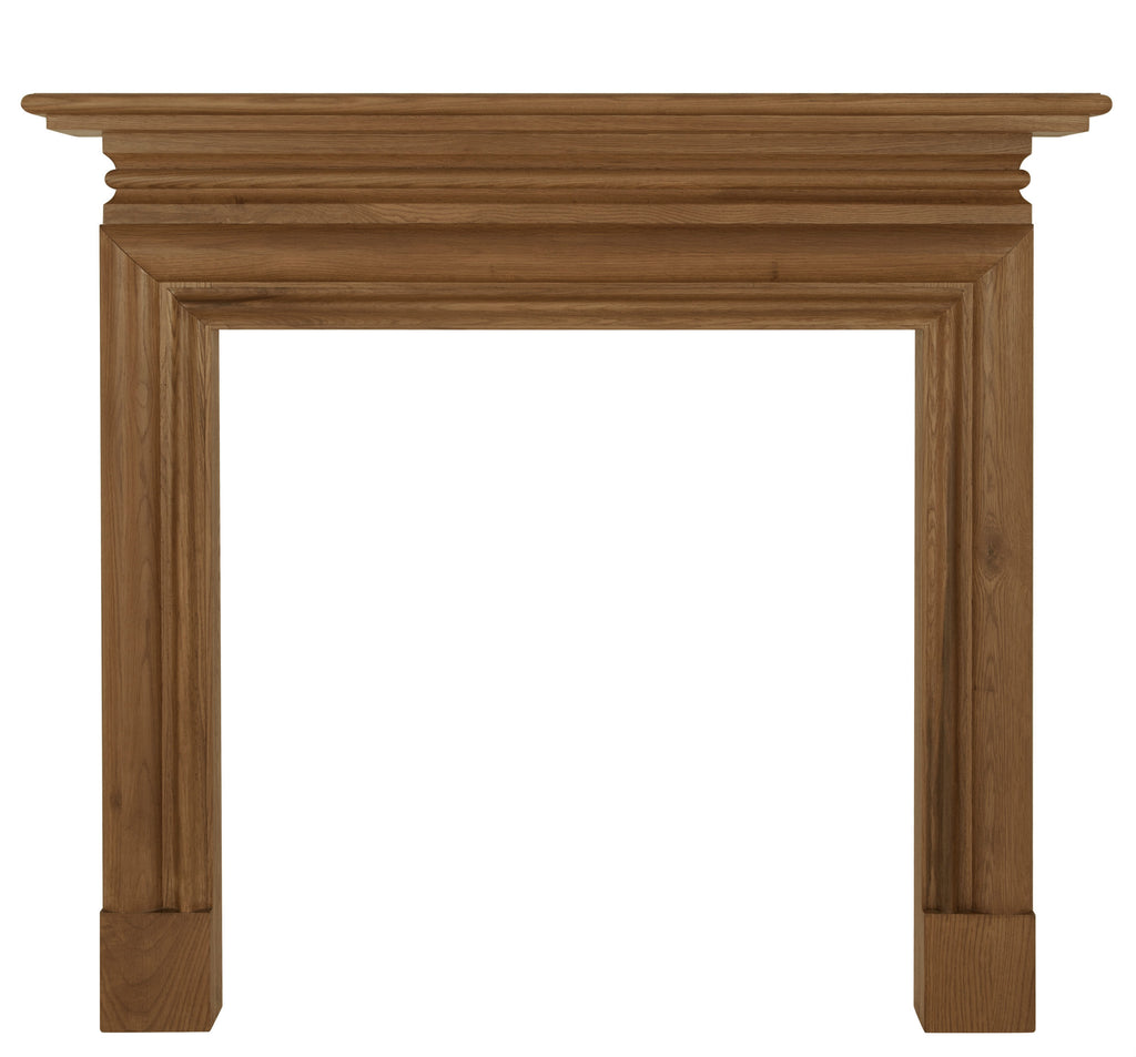 The Wessex Wooden Fireplace Surround