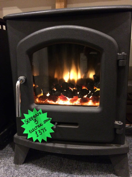 Ex Display Serrano 3 Electric Stove