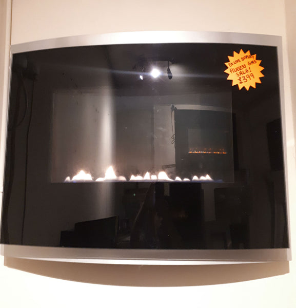 Ex Display Radium Flueless Wall Mounted Gas Fire
