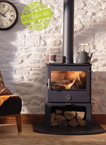 Chilli Penguin The Woody Eco - Multi Fuel Stove