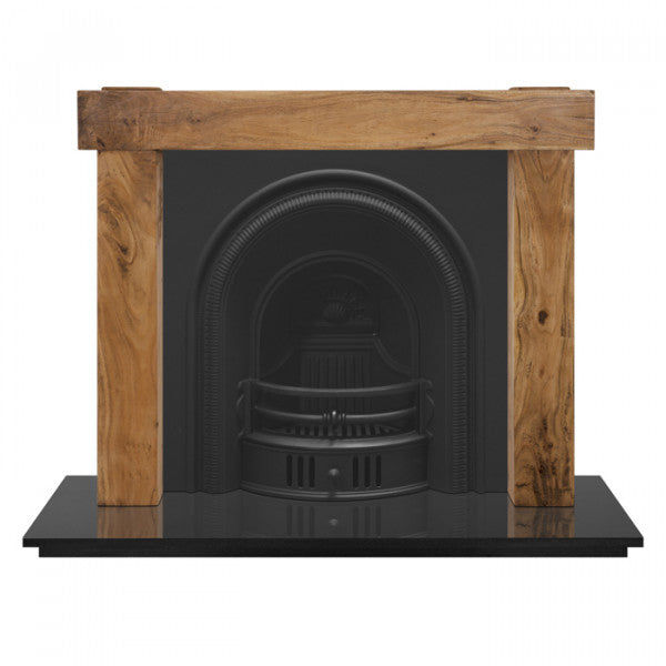 The Beckingham Cast Iron Arched Insert