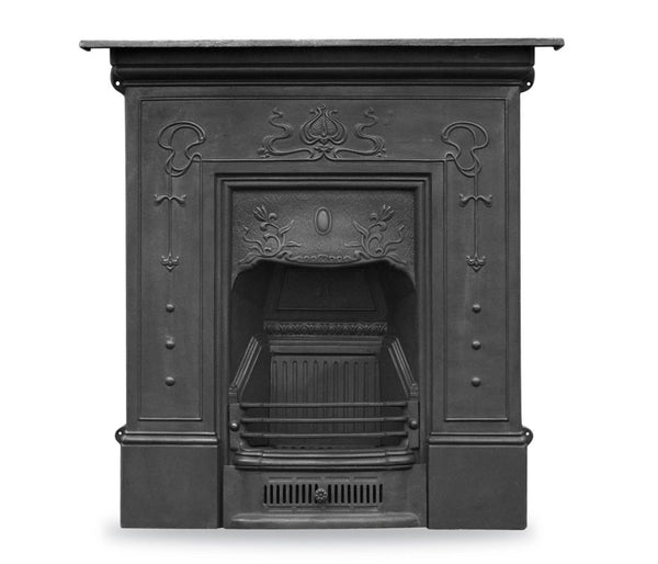 The Bella Combination Fireplace