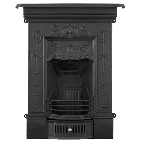 The Bella Small Combination Fireplace
