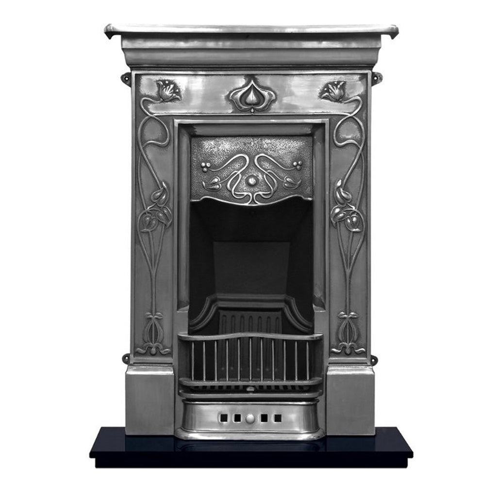 The Crocus Combination Fireplace