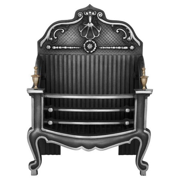 The Dorchester Cast Iron Fire Basket