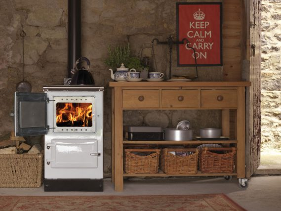 ESSE Plus 1 Wood-Fired Range Cooker