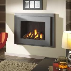 Manhattan High Efficiency Gas Fire