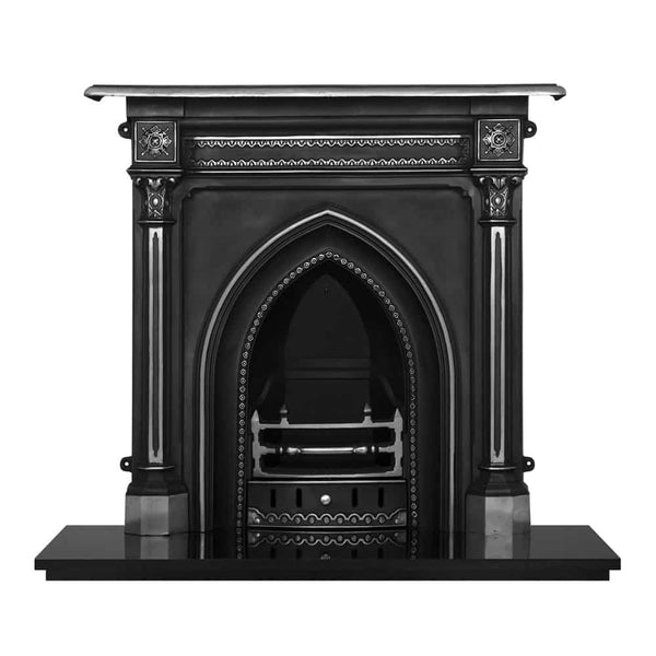 The Gothic Combination Fireplace