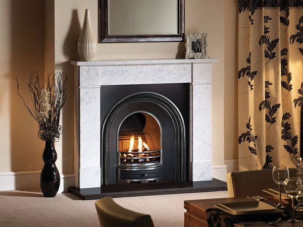 The Hersham Mantel - Carrara Marble