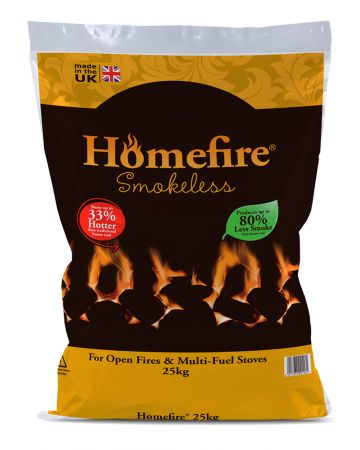 Homefires Smokeless Fuel bags