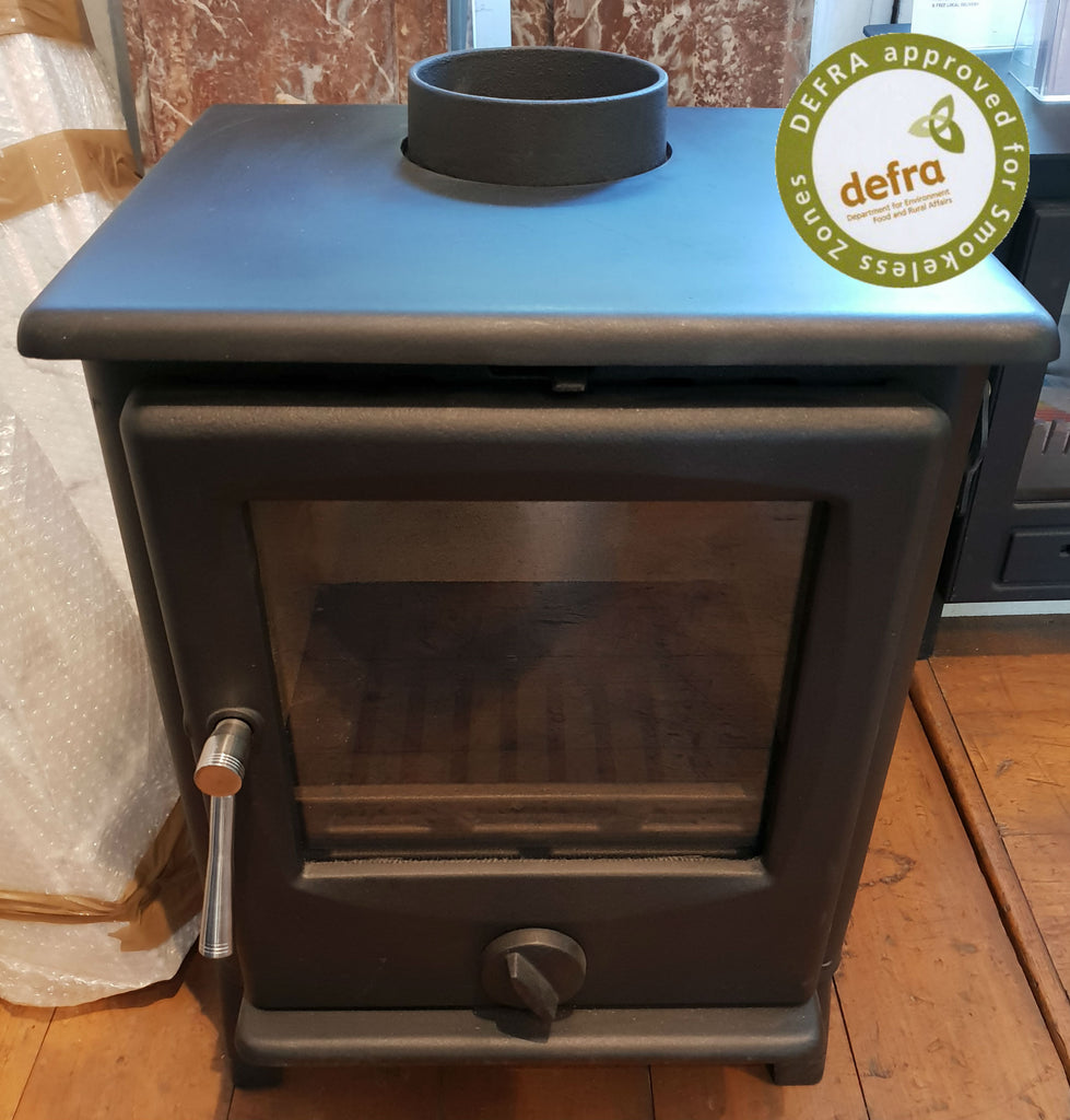 Ex Display iCast Accona Multi-Fuel Stove