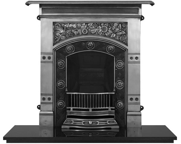 The Jekyll Combination Fireplace