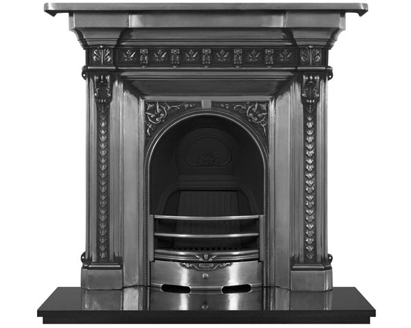 The Melrose Combination Fireplace