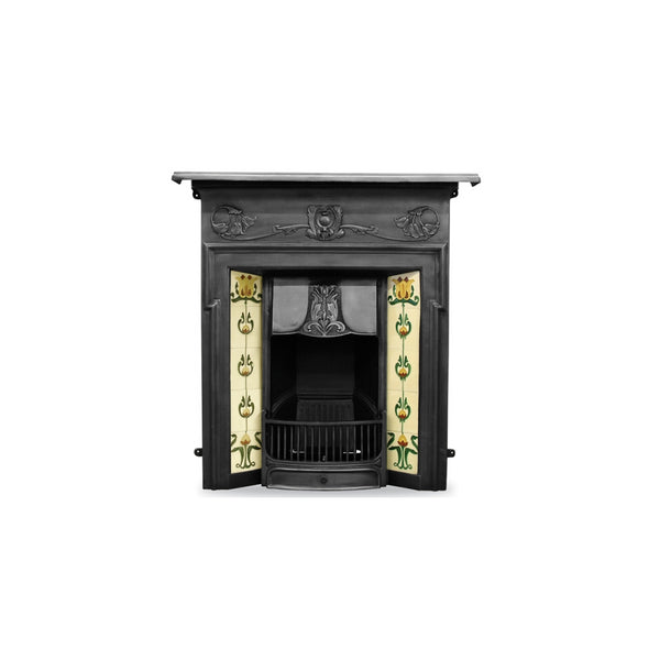 The Morris Combination Fireplace