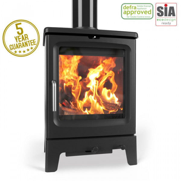 Saltfire The Peanut 5 Eco - Wood Burning Stove