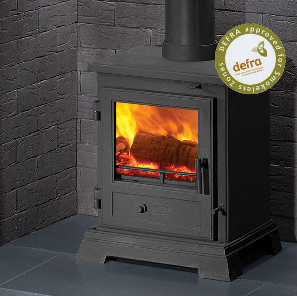 Ex Display The Principal 405 - Multifuel stove