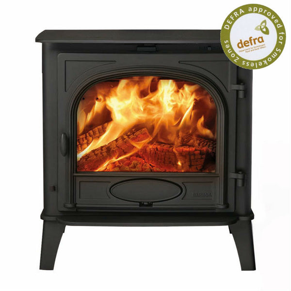 Stockton 5 Wide - Woodburning Stove