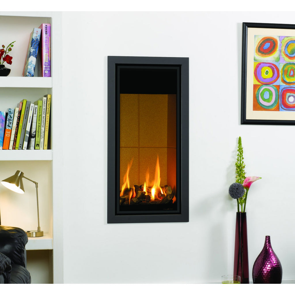Studio 22 Gas Fire - Balanced Flue