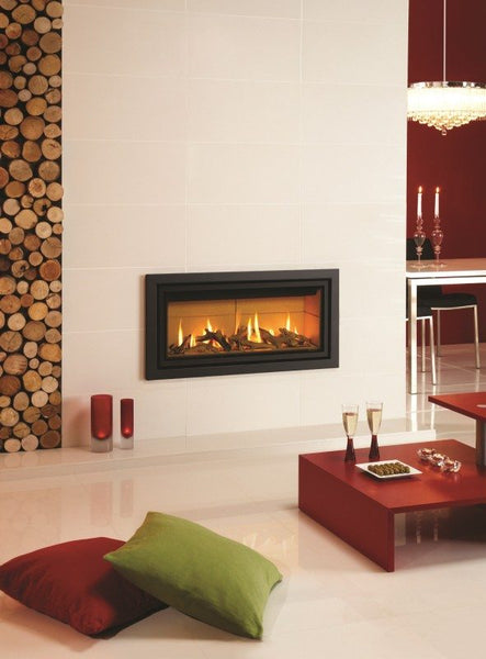 Gazco Studio 2 Gas Fire - Balanced Flue