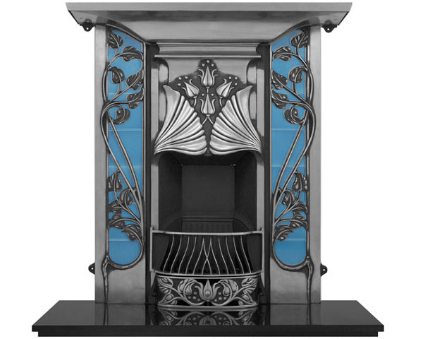 The Toulouse Combination Fireplace