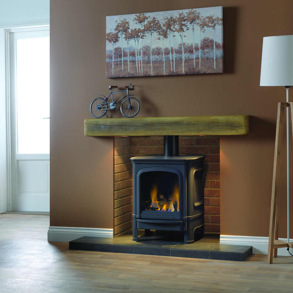 The Vega B7 Balanced Flue Gas Stove