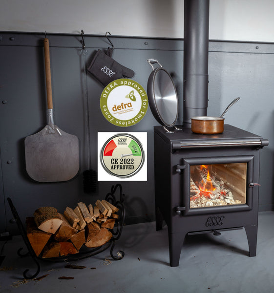 ESSE The Warmheart - Wood Fired Cook Stove