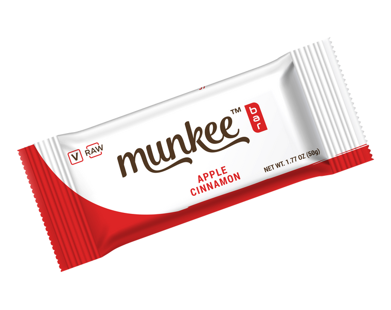 Munkee™ Bar - Apple Cinnamon