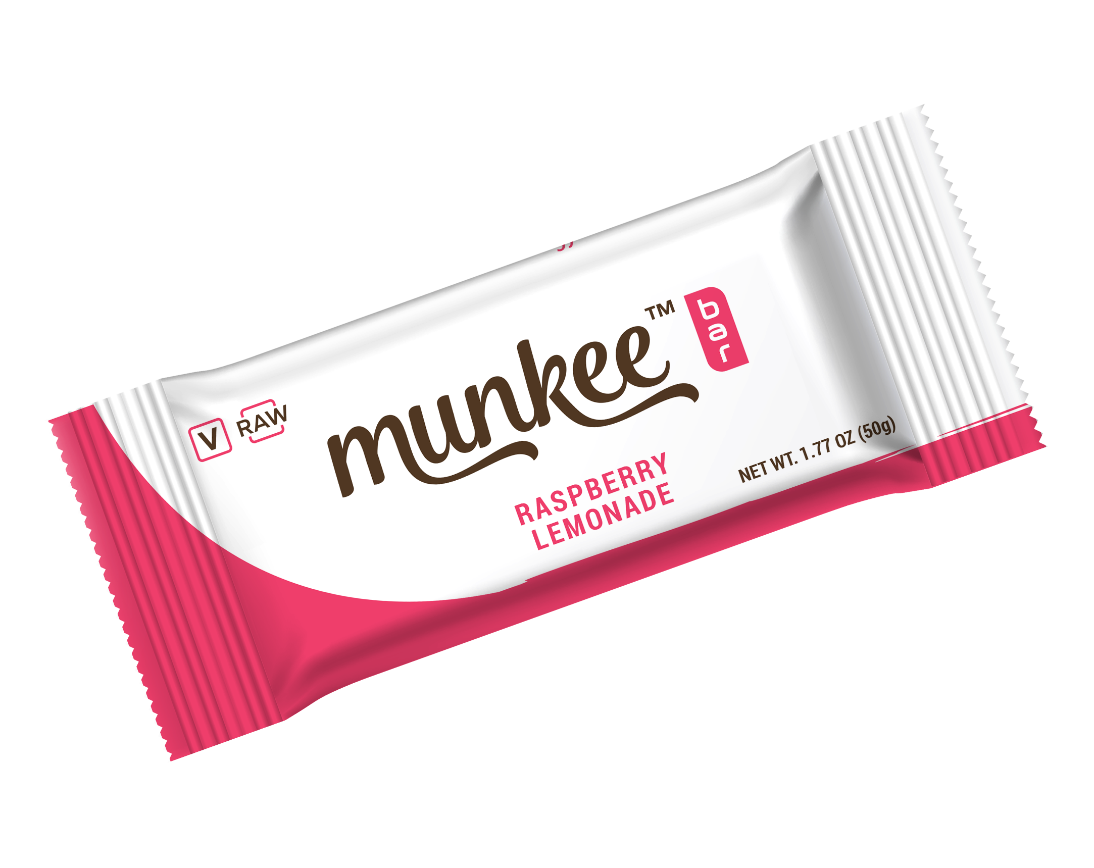 Munkee Bar Raspberry Lemonade