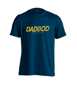 Dadbod T-shirt in Blue