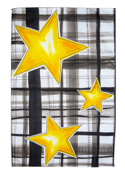 Star - A Tea Towel by Susan Leigh
