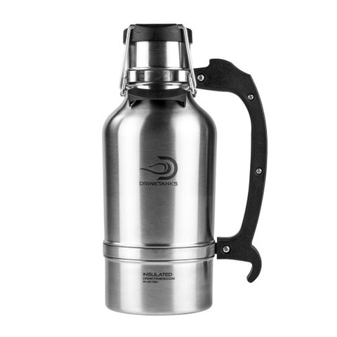 DRINKTANKS® 64 OZ INSULATED GROWLER