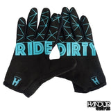 HandUp Gloves RIDE DIRTY Prizm