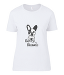 Betty Blanca, Ladies Basic T-Shirt