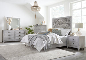 BOHO CHIC BEDROOM SET
