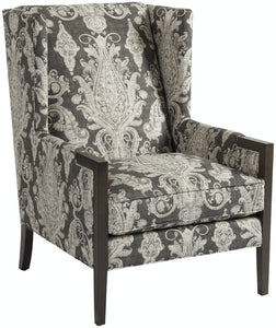 STRATTON CHAIR UPHOLSTERED WITH FABRIC