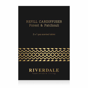 CAR PERFUME REFILL - FORREST & PATCHOULI