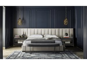 MAGON KING WALL BEDROOM SET