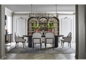 MAGON DINING ROOM SET FOR 8 PERSONS