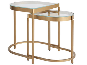EDITORIAL END TABLE