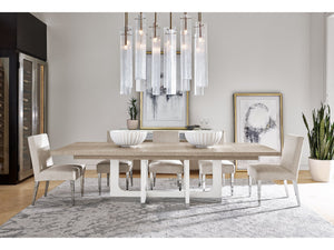 MARLEY DINING TABLE SET FOR 10 PERSONS